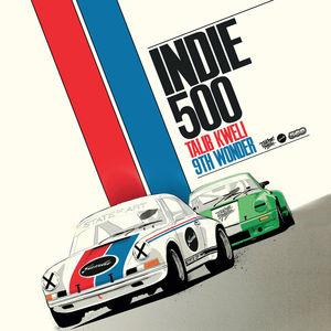 【輸入盤CD】【ネコポス送料無料】9th Wonder & Talib Kweli / Indie 500 (ナインス・ワンダー&タリブ・クエリ)
