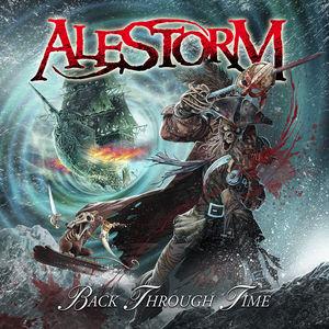 【輸入盤CD】【ネコポス送料無料】Alestorm / Back Through Time (エイルストーム)