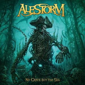 【輸入盤CD】【ネコポス送料無料】Alestorm / No Grave But The Sea【K2017/5/26発売】(エイルストーム)