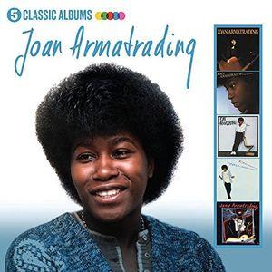 【輸入盤CD】Joan Armatrading / 5 Classic Albums (Box) 【K2017/6/2発売】