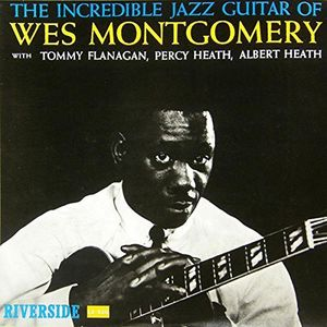 【輸入盤CD】Wes Montgomery / Incredible Jazz Guitar 【K2017/6/16発売】(ウェス・モンゴメリー)