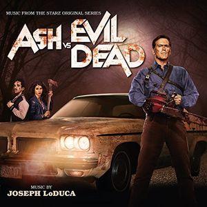 【輸入盤CD】【ネコポス送料無料】Joseph Loduca (Soundtrack) / Ash Vs The Evil Dead