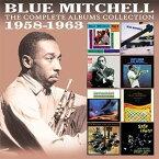 【輸入盤CD】Blue Mitchell / Complete Albums Collection: 1958-1963【K2017/8/4発売】(ブルー・ミッチェル)