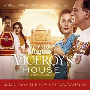 【輸入盤CD】【ネコポス送料無料】AR Rahman (Soundtrack) / Viceroy's House (Digipak)【K2017/6/9発売】(サウンドトラック)