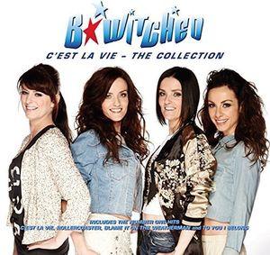 【輸入盤CD】【ネコポス送料無料】B*Witched / C'est La Vie-The Collection
