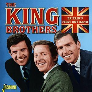 【輸入盤CD】King Brothers / Britain's First Boy Band (キング・ブラザーズ)