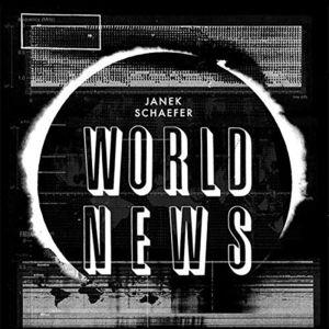 【輸入盤CD】Janek Schaefer / World News
