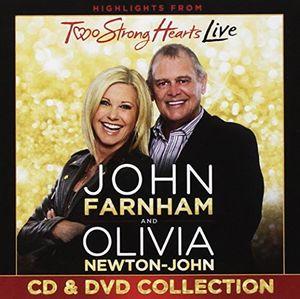 ロック・ポップス, その他 CDJohn FarnhamOlivia Newton-John Two Strong Hearts: Deluxe Edition (wDVD) K2017331()