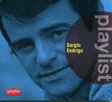 【メール便送料無料】Sergio Endrigo / Playlist: Sergio Endrigo (輸入盤CD)【K2016/5/6発売】