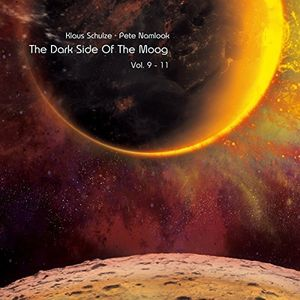 【メール便送料無料】Klaus Schulze/Pete Namlook / Dark Side Of The Moog 9-11 (輸入盤CD)【K2016/8/12発売】(クラウス・シュルツ)