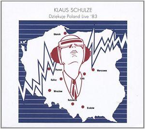 【メール便送料無料】Klaus Schulze / Dziekuje Poland Live '83 (輸入盤CD)【K2016/8/12発売】(クラウス・シュルツ)