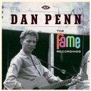 【輸入盤CD】Dan Penn / Fame Recordings (ダン・ペン) - あめりかん・ぱい