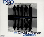DAVID GRISMAN / DGQ-20 (輸入盤CD)(デヴィッド・グリスマン)