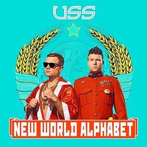 【輸入盤CD】【ネコポス送料無料】USS (Ubiquitous Synergy Seeker) / New World Alphabet 【K2017/1/20発売】