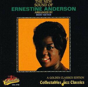 【輸入盤CD】【ネコポス送料無料】ERNESTINE ANDERSON / NEW SOUND ARRANGED BY BERT KEYES - GOLDEN CLASSICS (アーネスティン・アンダーソン)