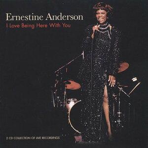 【輸入盤CD】【ネコポス送料無料】Ernestine Anderson / I Love Being Here With You (アーネスティン・アンダーソン)