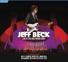 【メール便送料無料】JeffBeck/LiveAtTheHollywoodBowl(w/Blu-ray)(Digipak)(輸入盤CD)【K2017/10/6発売】(ジェフ・ベック)