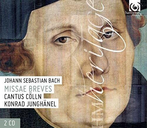 【メール便送料無料】Bach/Cantus Colln / Missae Breves (輸入盤CD)【K2016/10/14発売】