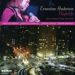 【輸入盤CD】【ネコポス送料無料】Ernestine Anderson / Nightlife (アーネスティン・アンダーソン)
