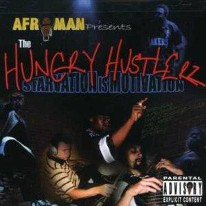 【輸入盤CD】【ネコポス送料無料】AFROMAN / HUNGRY HUSTLERZ: STARVATION IS MOTIVATION (アフロマン)