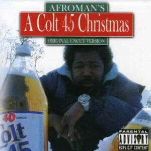 【輸入盤CD】【ネコポス送料無料】Afroman / Colt 45 Christmas (アフロマン)