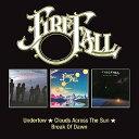 【輸入盤CD】Firefall / Undertow/Clouds Across The Sun/Break Of Dawn【K2017/11/3発売】(ファイアーフォール) - あめりかん・ぱい
