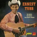 【メール便送料無料】Ernest Tubb / Singer The Writer (輸入盤CD)(アーネスト・タブ)