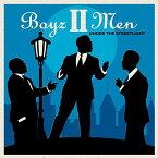 【輸入盤CD】【ネコポス100円】Boyz II Men / Under The Streetlight【K2017/10/20発売】(ボーイズ・II・メン)