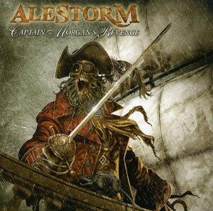 【輸入盤CD】【ネコポス送料無料】Alestorm / Captain Morgan's Revenge (エイルストーム)