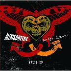 【輸入盤CD】【ネコポス100円】ALEXISONFIRE/MONEEN / SPLIT EP (EP)(アレクシスオンファイアー)
