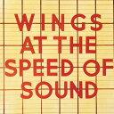 【輸入盤CD】Paul McCartney & Wings / At The Speed Of Sound【K2017/11/17発売】 (ポール・マッカートニー&ウィングス)
