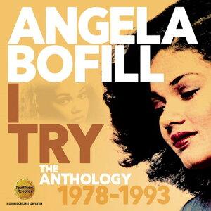 【輸入盤CD】【ネコポス送料無料】Angela Bofill / I Try: Anthology 1978-1993【K2017/6/16発売】 (アンジェラ・ボフィル)