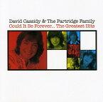 【メール便送料無料】David Cassidy & Partridge Family / Could It Be Forever The Greatest Hits (輸入盤CD)(デヴィッド・キャシディ&パートリッジ・ファミリー)