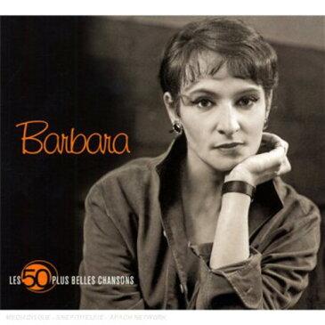 【輸入盤CD】BARBARA / 50 PLUS BELLES CHANSONS(バーバラ)