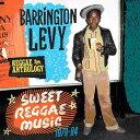 【メール便送料無料】Barrington Levy / Sweet Reggae Music (輸入盤CD) (バリントン・レヴィ)