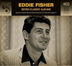 Eddie Fisher / 7 Classic Albums (Deluxe Edition) (輸入盤CD)【K2018/3/30発売】(エディー・フィッシャー)