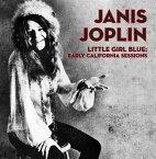 【メール便送料無料】Janis Joplin / Little Girl Blue: Early California Sessions (輸入盤CD)【K2018/1/26発売】(ジャニス・ジョップリン)