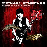 【メール便送料無料】MichaelSchenker/DecadeOfTheMadAxeman(輸入盤CD)【K2018/2/23発売】(マイケル・シェンカー)