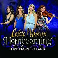 【メール便送料無料】CelticWoman/Homecoming-LiveFromIreland(w/DVD)(DeluxeEdition)(輸入盤CD)【K2018/1/26発売】(ケルティック・ウーマン)