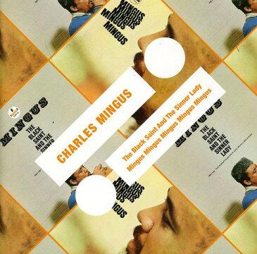 【メール便送料無料】Charles Mingus / Black Saint & The Sinner Lady/Mingus Mingus (輸入盤CD)