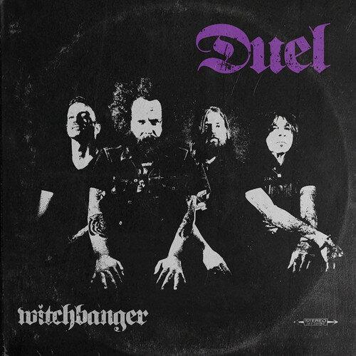 【メール便送料無料】Duel / Witchbanger (輸入盤CD)【K2017/5/19発売】