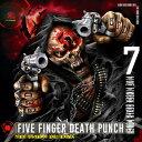 【メール便送料無料】Five Finger Death Punch / And Justice For None (Clean Version) (Deluxe Edition) (輸入盤CD)【K2018/5/18発売】(ファイヴ・フィンガー・デス・パンチ)