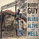 【輸入盤CD】Buddy Guy / Blues Is Alive & Well 【K2018/6/15発売】(バディ・ガイ)