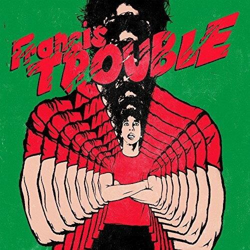 【輸入盤CD】Albert Hammond Jr. / Albert Hammond Jr. Is Francis Trouble Vol.1【K2018/3/9発売】(アルバート・ハモンド・ジュニア)