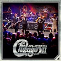 【メール便送料無料】Chicago/ChicagoII-LiveOnSoundstage(輸入盤CD)【K2018/6/29発売】(シカゴ)