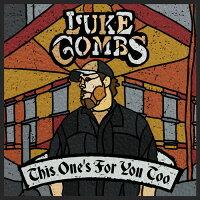 【メール便送料無料】LukeCombs/ThisOnesForYouToo(DeluxeEdition)(輸入盤CD)【K2018/6/1発売】(ルーク・コムズ)
