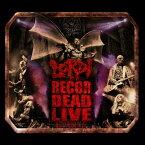【輸入盤CD】 Lordi / Recordead Live - Sextourcism In Z7 (w/Blu-ray)【K2019/8/9発売】 (ローディ)