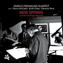 【輸入盤CD】【ネコポス送料無料】Enrico Pieranunzi / New Spring - Live At The Village Vanguard【K2016/10/14発売】