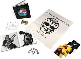 【輸入盤CD】【送料無料】SteveMiller/WelcomeToTheVault(w/DVD)(Box)【K2019/10/11発売】(スティーヴ・ミラー)
