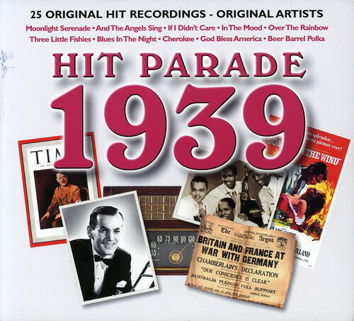 ロック・ポップス, その他 CDVA Hit Parade 19392019712